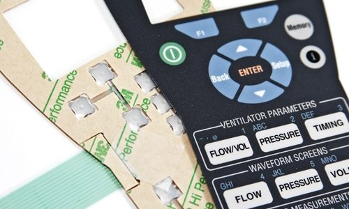 Membrane switch technology is highly customization.