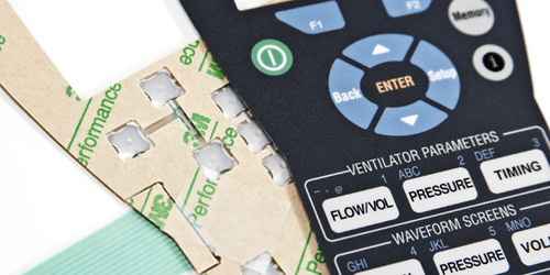 membrane-switch-and-overlay-stackup