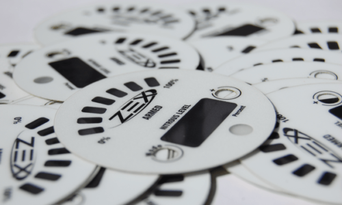 Graphic Overlays For Membrane Switches